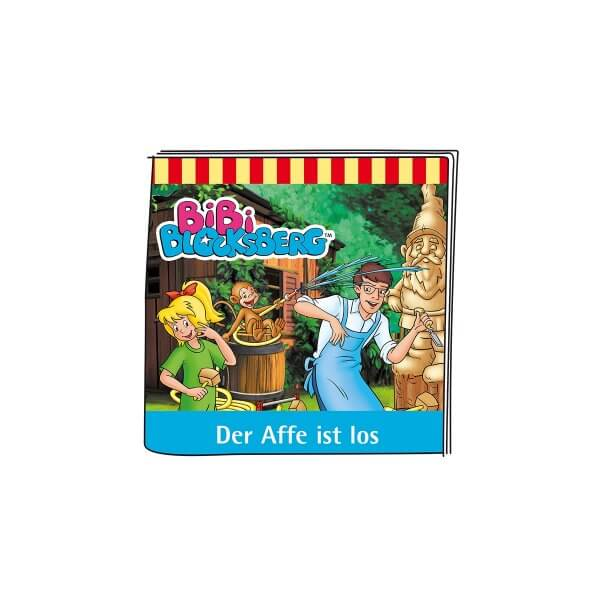 Booklet - Bibi Blocksberg - der Affe ist los