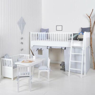 Oliver Furniture halbhohes Bett Seaside