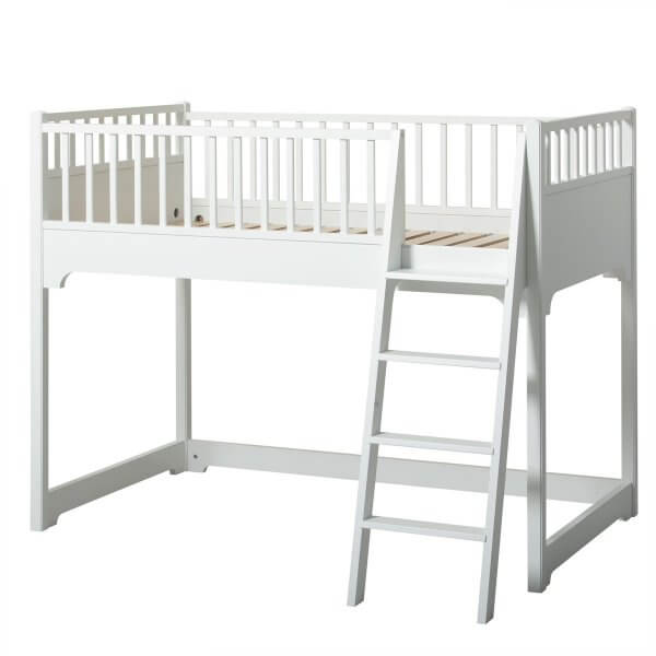Oliver furniture Junior Halbhochbett Seaside