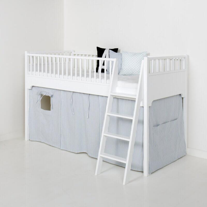 Oliver Furniture vorhangset Seaside blaue Streifen