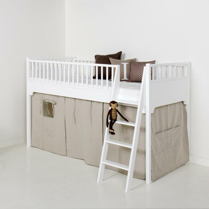 Oliver Furniture Vorhangset Seaside natur