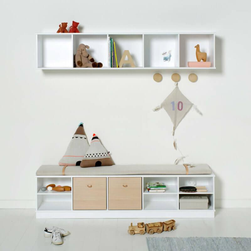 Oliver furniture Lederband für Sitzkissen