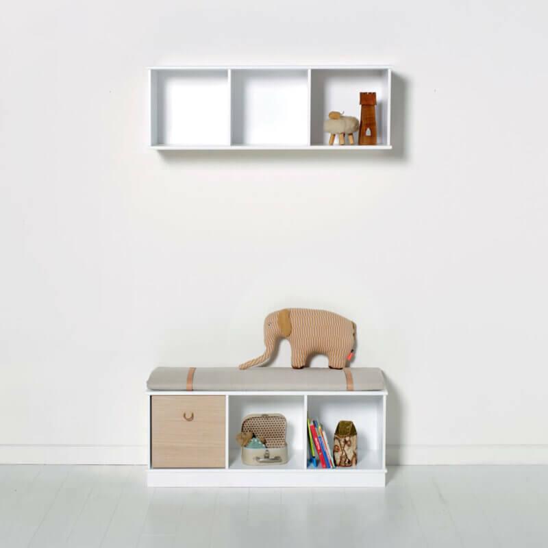 Oliver furniture Sitzkissen 3x1 Regal