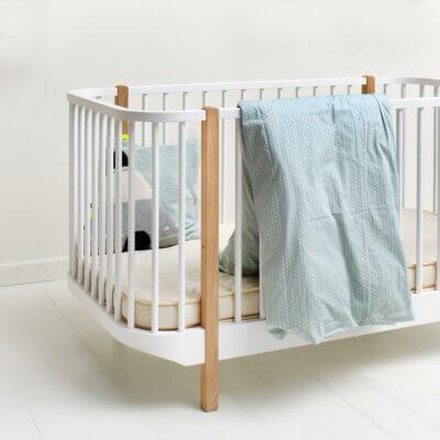 Oliver Furniture Babymatratze Wood