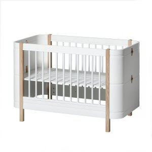 Oliver furniture Kinderbett mini+ Babybett