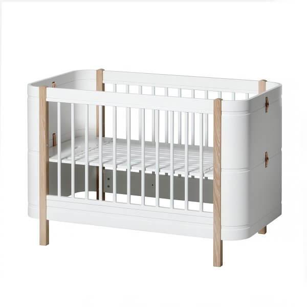 Oliver furniture Kinderbett mini+ Babybett