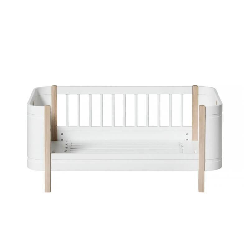 Oliver furniture mini+ Juniorbett ohne Fallschutz