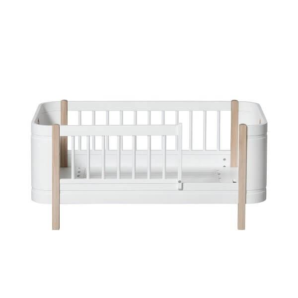 Oliver furniture mini+ Juniorbett mit Fallschutz