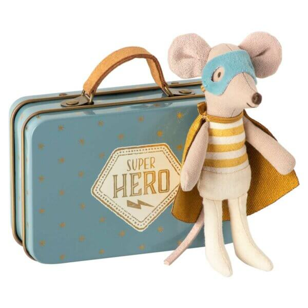 Maileg super hero im Koffer_Web