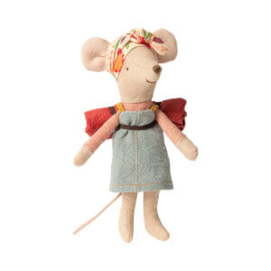Maileg Hiker Mouse big sister - Web