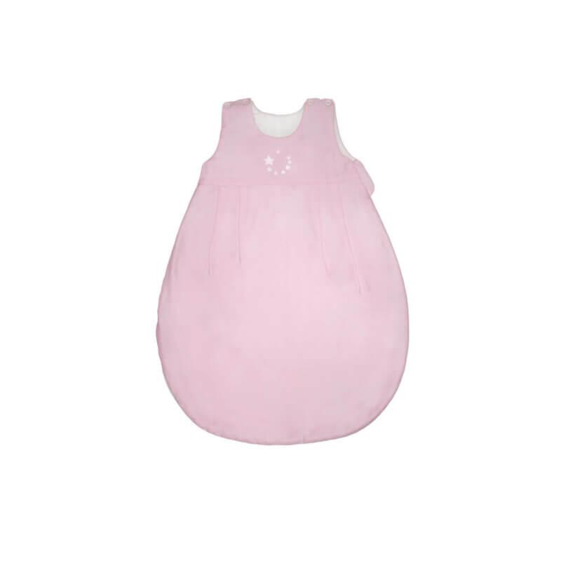 Zewi Ganzjahresschlafsack Tencel rosa
