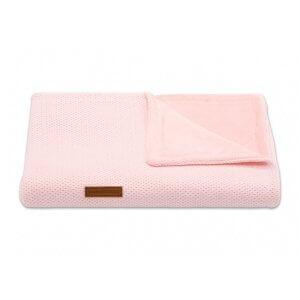 Kinderdecke klassisch 135 x 100cm klassisch rosa