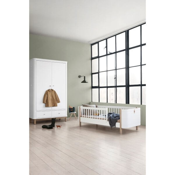 Oliver furniture Kinderbett mini+ Tagesbett mit Fallschutz