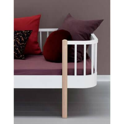 Oliver furniture Junior-Bettsofa Eiche