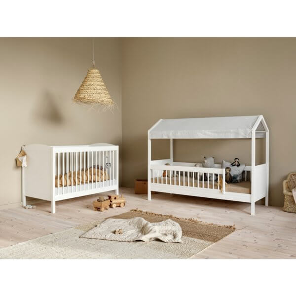 Oliver furniture Lille+ basic Kinderbett und Juniorbett mit Himmel