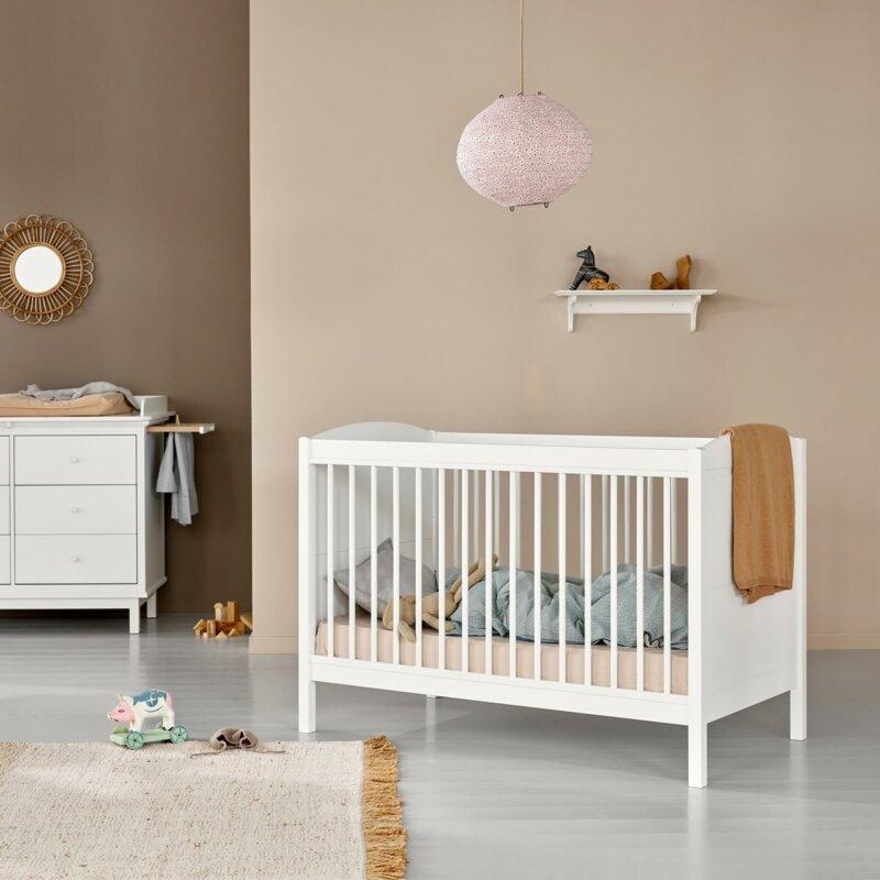Oliver furniture Lille+ basic Baby-/Kinderbett