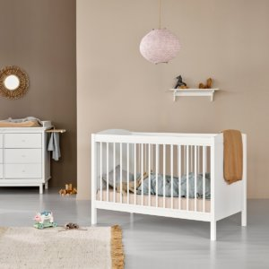 Oliver furniture Lille+ basic Baby-/Kinderbett