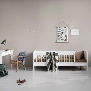 Oliver furniture Juniorbett Lille+