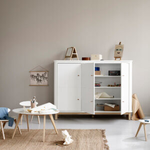Oliver furniture Multischrank Eiche 041357