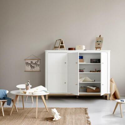 Oliver furniture Multischrank Eiche 041357