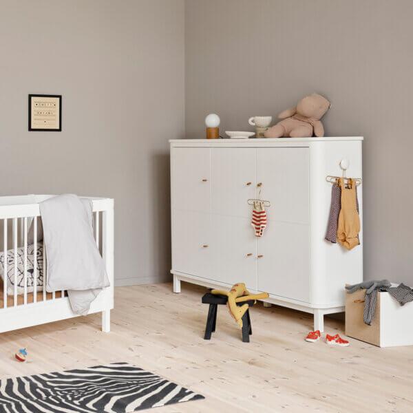 Oliver furniture Multischrank weiss 041358