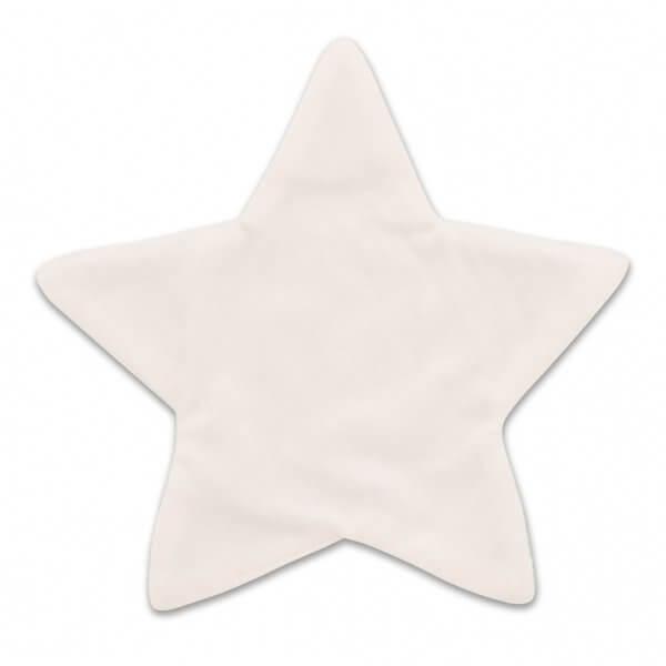 Kuscheltuch Stern klassisch minze Rückseite