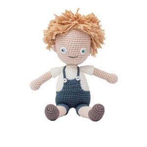 Sebra Puppe Birk