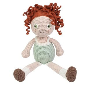 Sebra Puppe Hanna