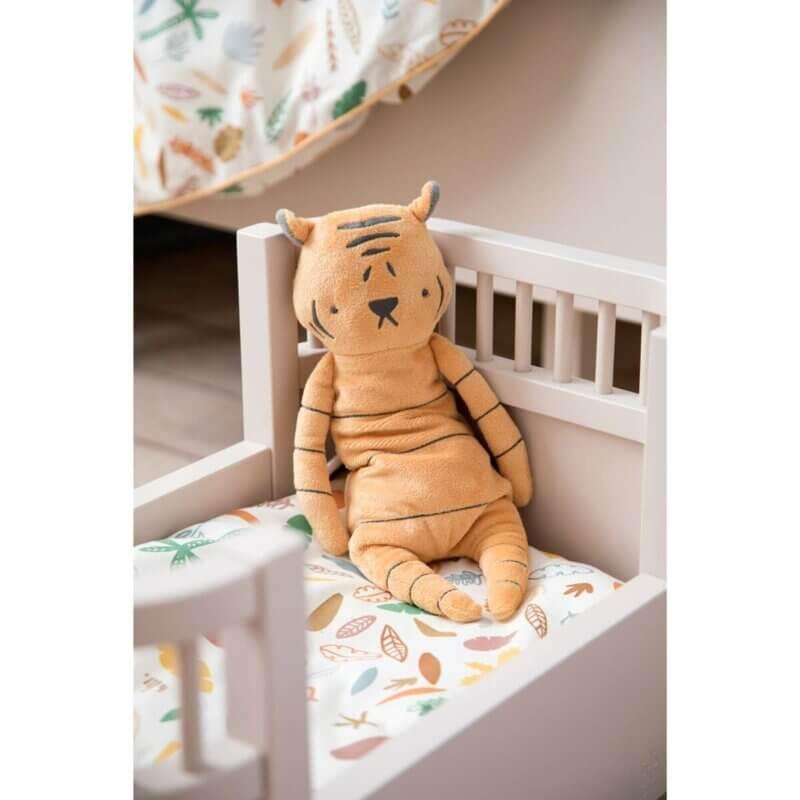 Sebra Puppenbett mit Bettwäsche Wildlife