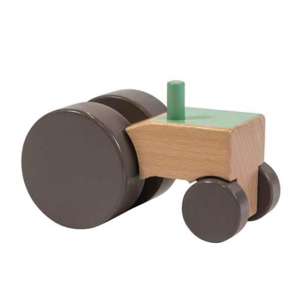 Sebra Spiel-Traktor aus Holz