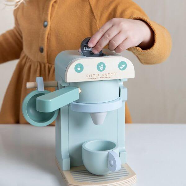 Little Dutch Kaffeemaschinen-Set