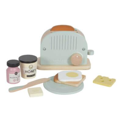 Little Dutch Toaster-Set 10-teilig