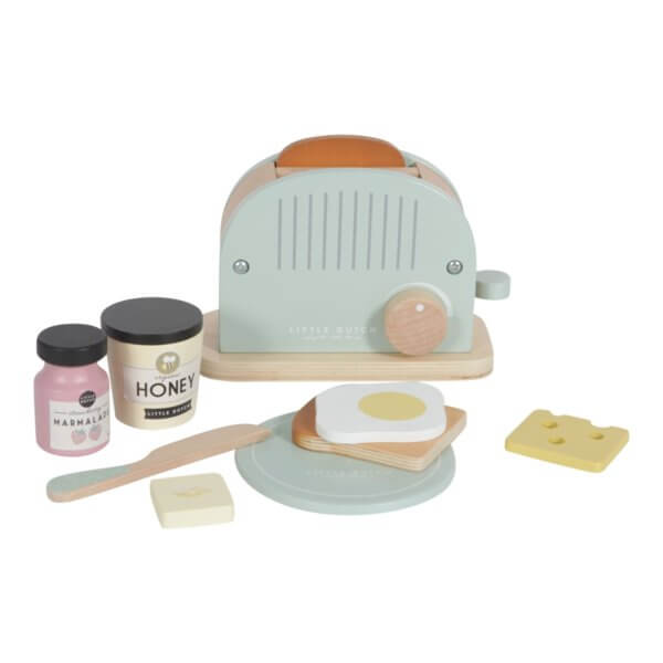 Little Dutch Toaster-Set 10-teilig