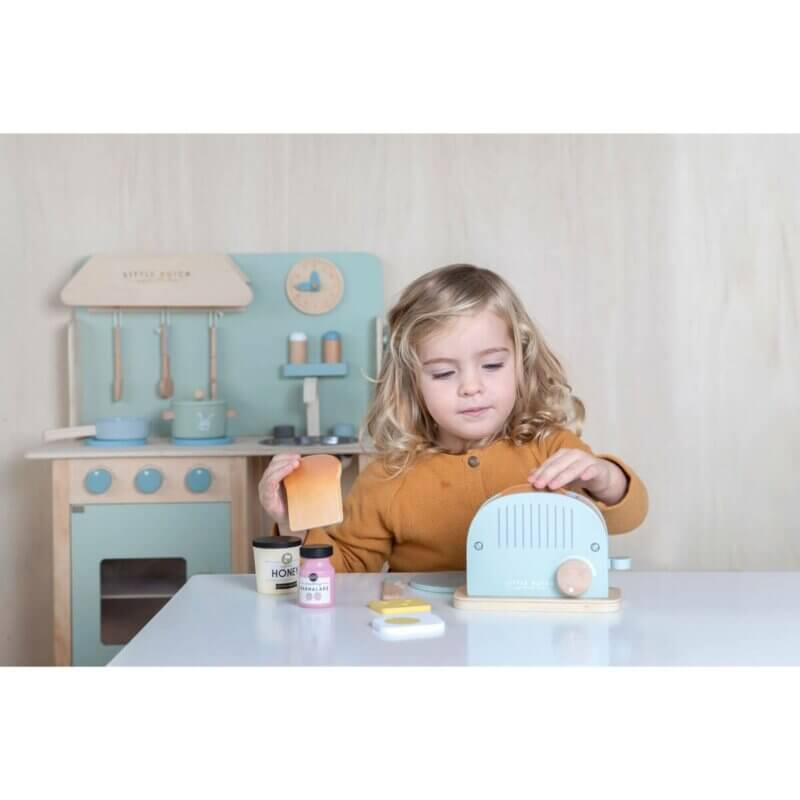 Little Dutch Toaster-Set 10 teilig