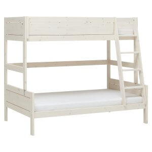 Lifetime Etagenbett Family 90/120 white wash