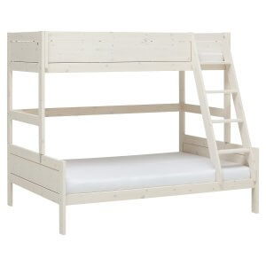 Lifetime Etagenbett Family 90/140 white wash