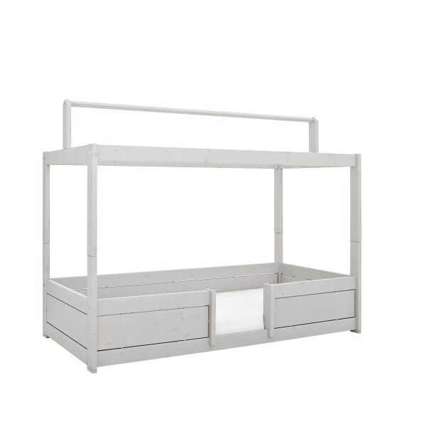 Lifetime 4 in 1 Bett mit Dachkonstruktion grey