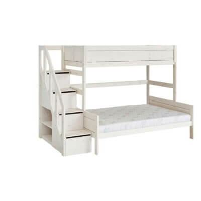 Lifetime family bed mit Treppe 140_Web