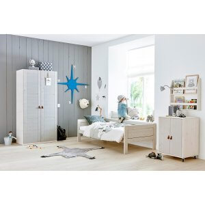 Lifetime Original Basisbett grey Ambiente