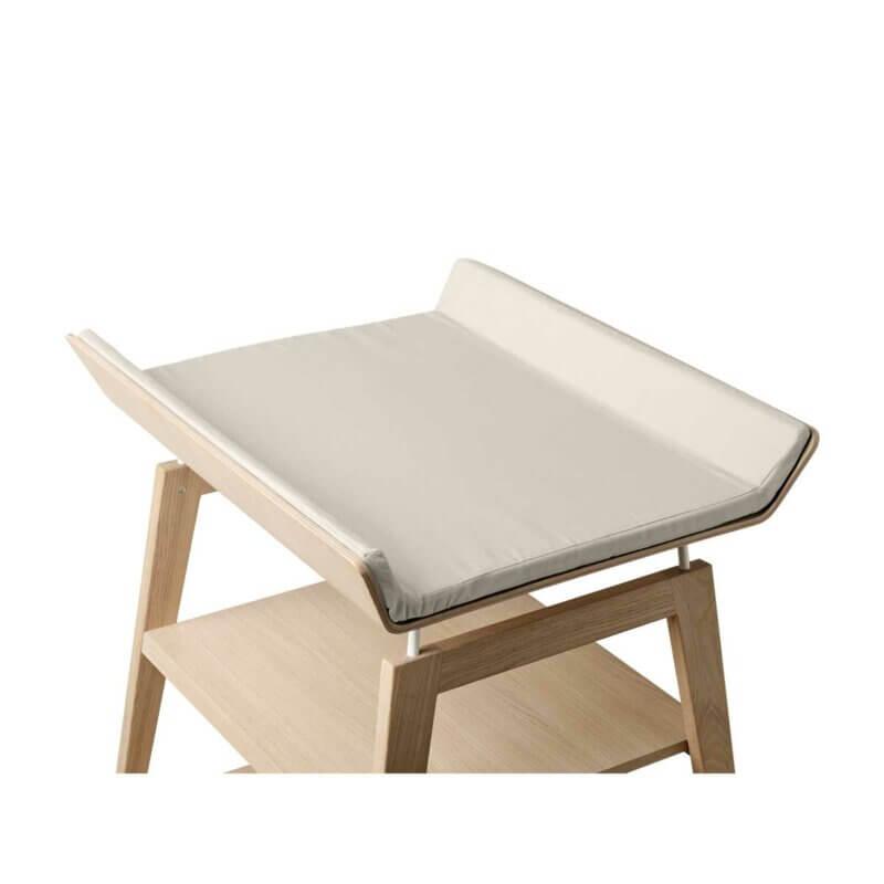 Leander Linea cover changing mat cappucciono_Web