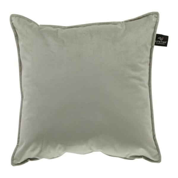 Lifetime Kissen quadratisch soft green