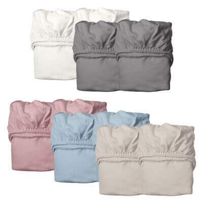 Leander sheet babycot overview