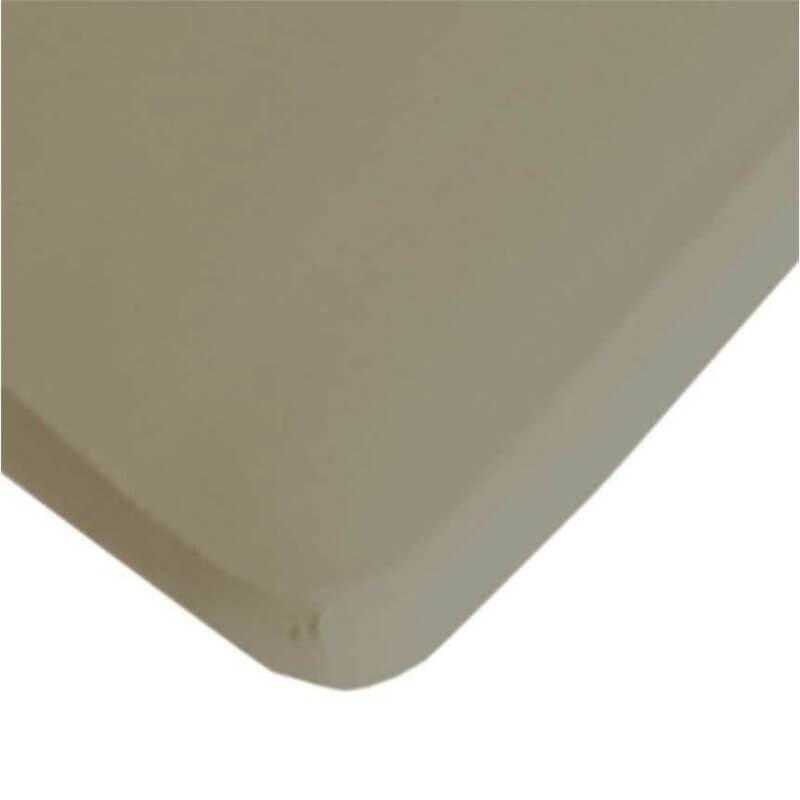 Lifetime Spannbetttuch grau 200 x 90 cm LFT-800-16