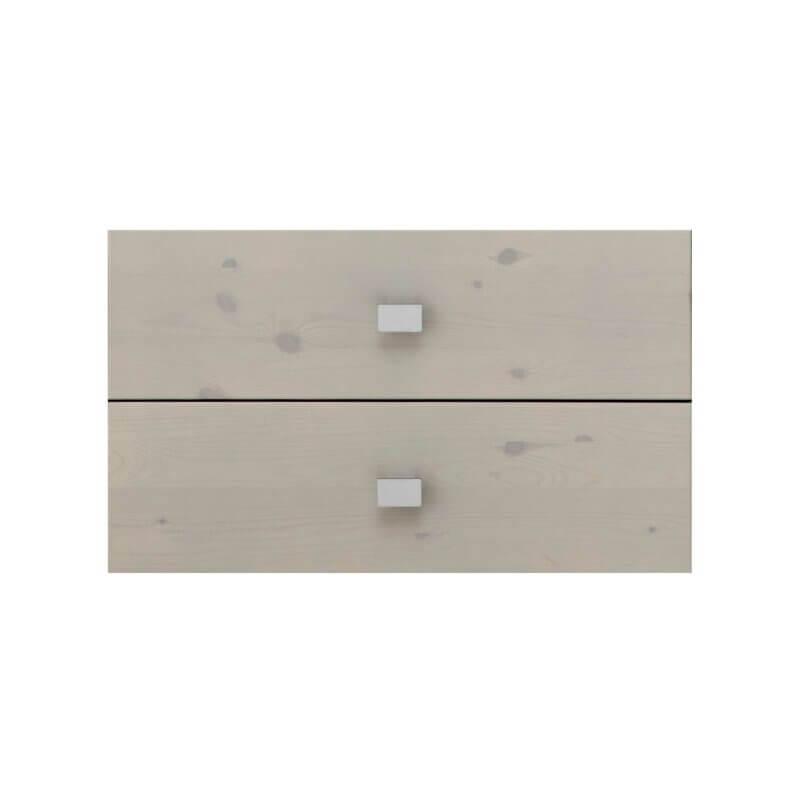 Lifetime Schubladenset für Regal greywash 8016-GREY