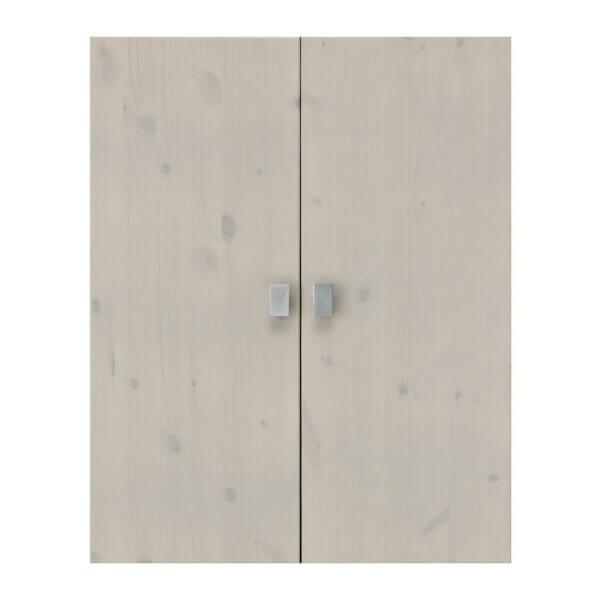 Lifetime Türenset gross für Regal greywash 8019-grey