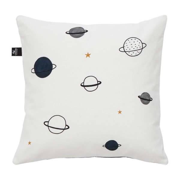 Lifetime Kissen Space Dream Planets Rückseite