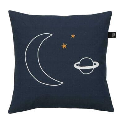 Lifetime Kissen Space Dreams Planets Vorderseite