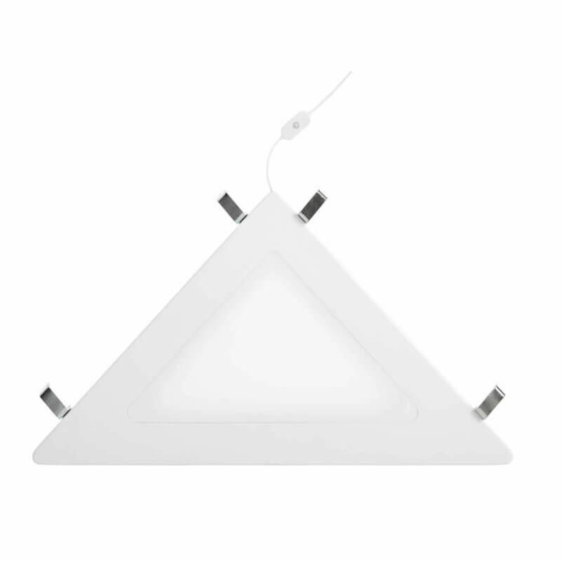 Lifetime Eckablage mit LED-Licht weiss 8128