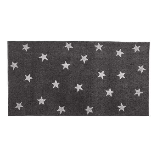 Lifetime Teppich Grey & Stars
