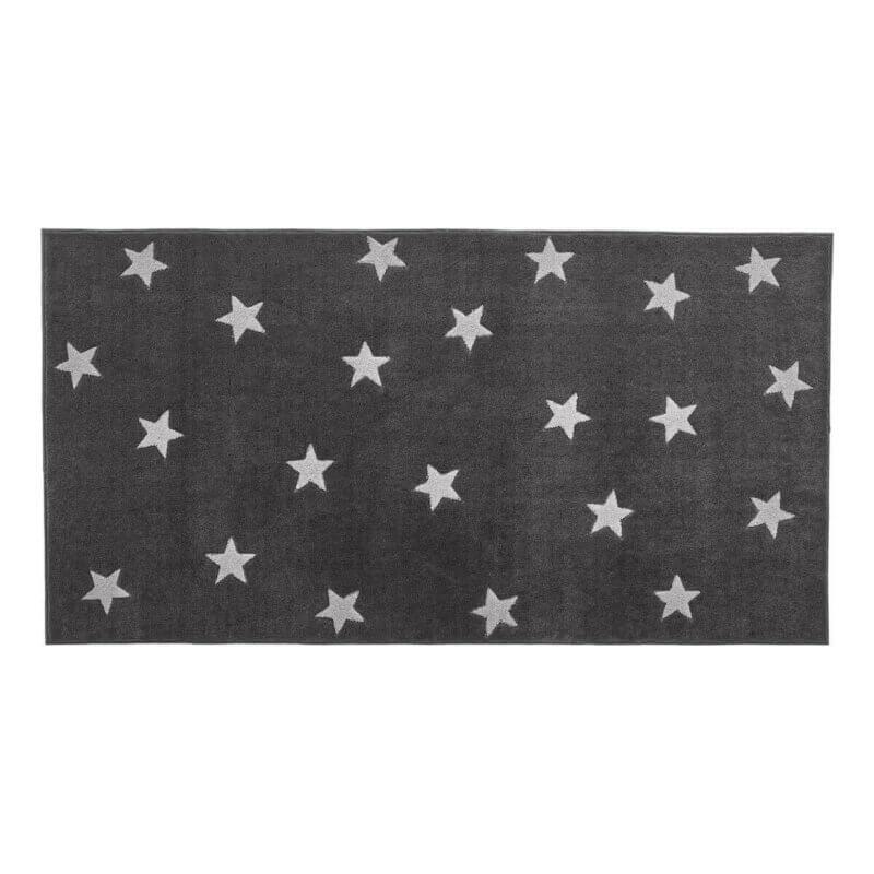 Lifetime Teppich Grey & Stars
